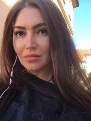 Ekaterina l девушка модель терапевтической работы
