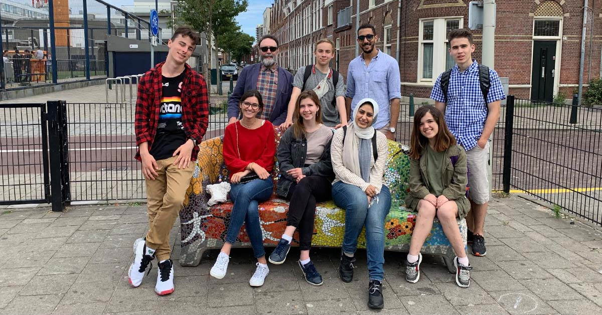 English Language Summer School in the Hague