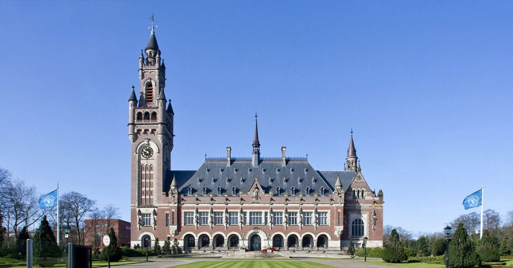 UN Study Visit Hague
