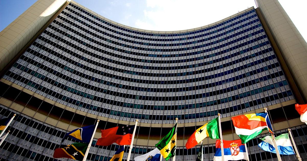 UN Study Visit in Vienna