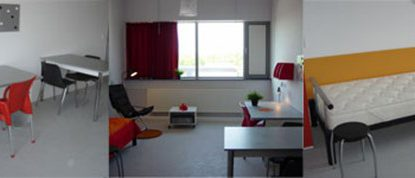 Accommodation in the Hague